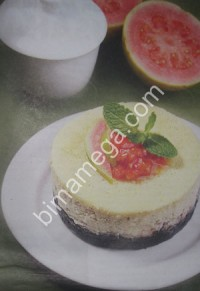 Resep Guava Cheese Cake